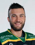 Eero Savilahti, #18