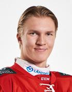 Anton Lundell, #15
