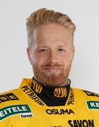 Toni HyvÄrinen, #15